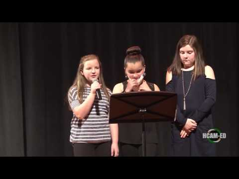 Hopkins School 5th Grade Talent Show