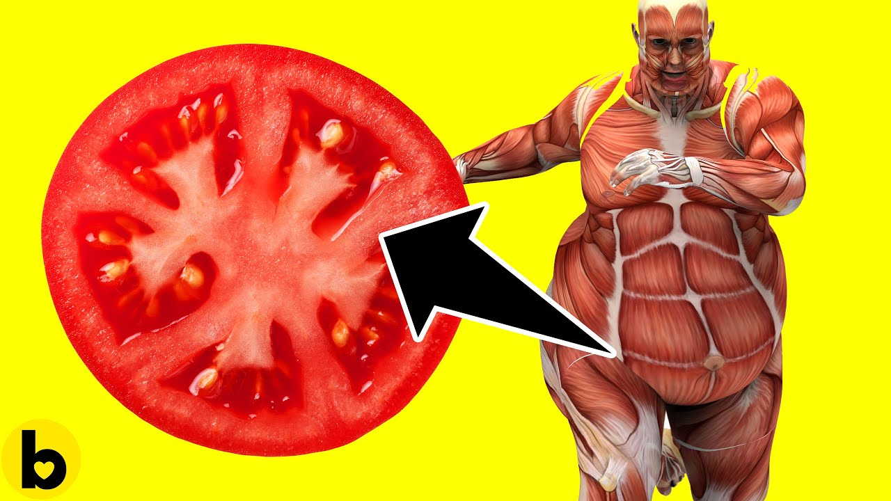 Download 12 Benefits Of Eating Tomatoes Every Day