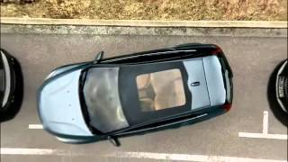 New Volvo V40 2012   demo of the Park Assist Pilot option