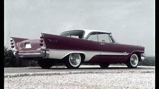 1957 Desoto Styling   Dealer Promo Film   Excitement on Four Wheels