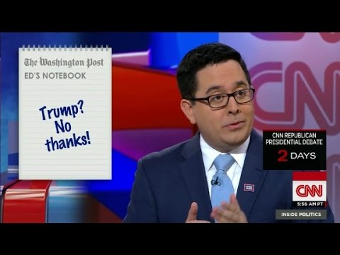 GOP Hispanics say 'no thanks' to Trump
