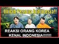 MantulREAKSI ORANG KOREA NONTON VIDEO WONDERFUL INDONESIA 원더풀인도네시아 영상 감상 후기