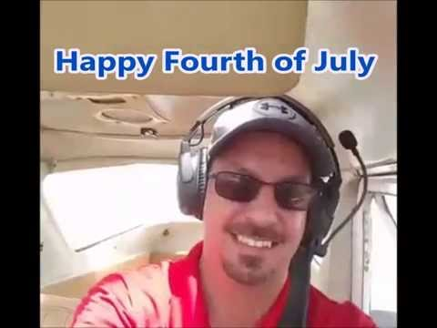 4th Of July Flight