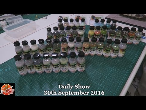 Flory Models Daily Show 30th Septemebr 2016