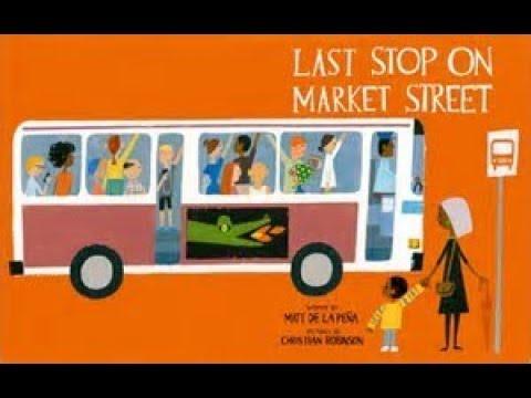 Last Stop on Market Street a READ ALOUD