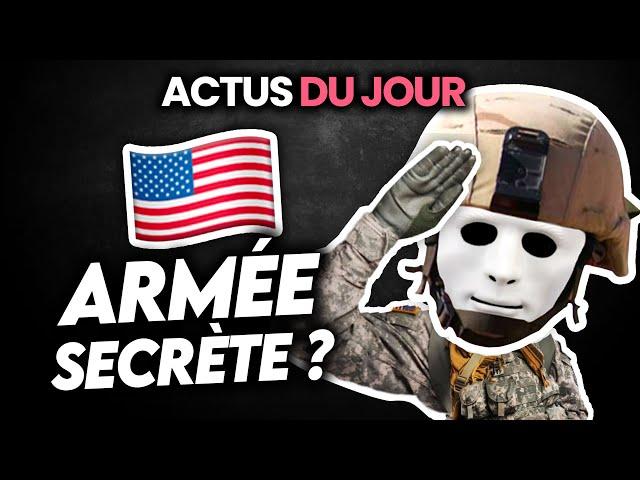 L'armée cachée de 60 000 hommes, vent de révolte en France, cessez-le-feu à Gaza… Actus du jour