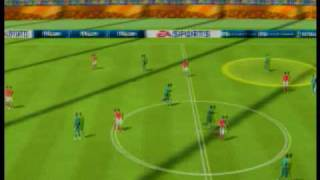 wii 2010 fifa world cup south africa korea rep vs nigeria