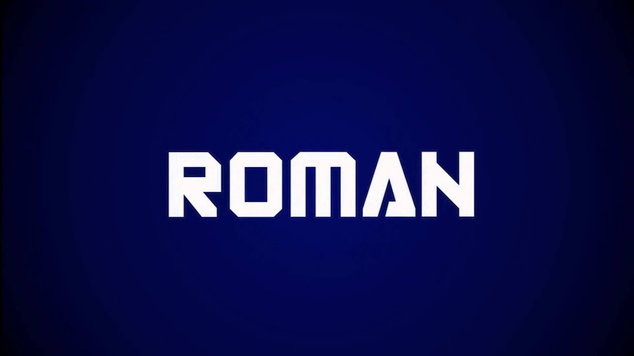 New Intro Roman by Lukic