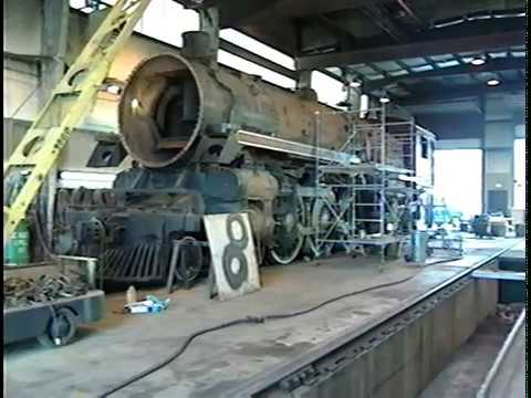 Canadian Pacific Locomotive Restoration