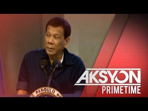Pres. Duterte, nagbabala laban kay Trillanes at Magdalo Party-list