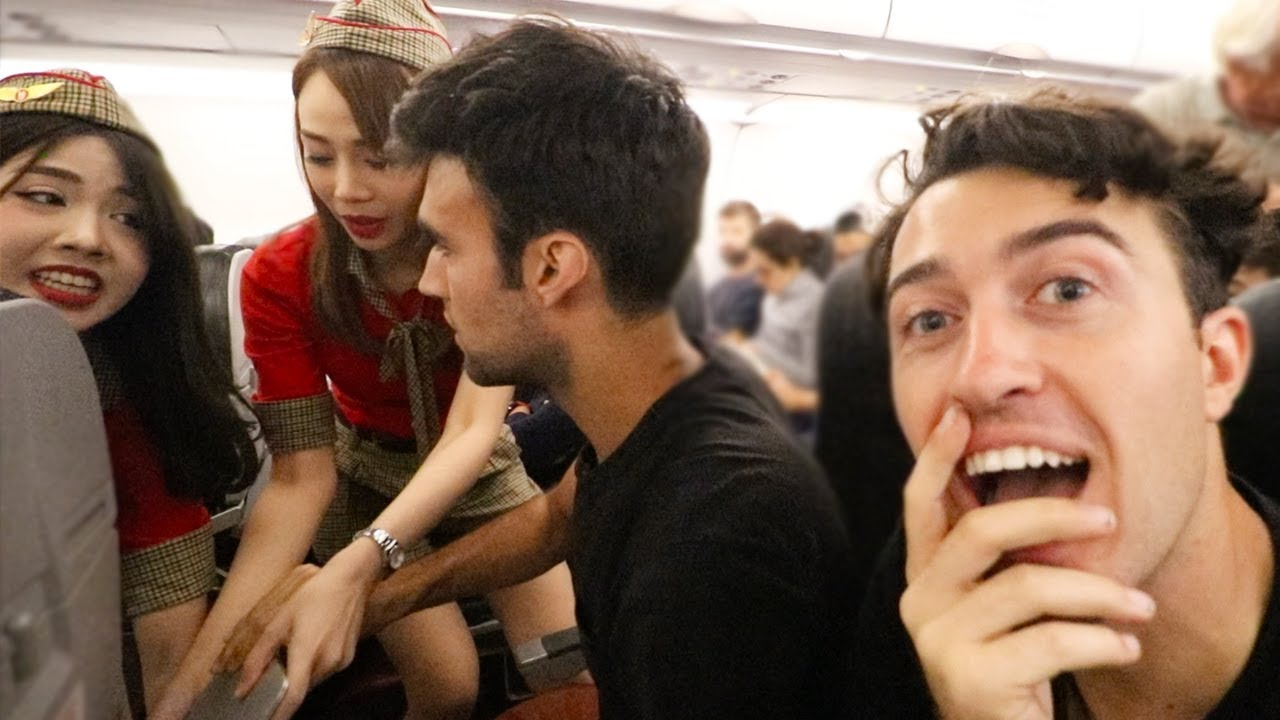 THE WORLD'S CHEAPEST FLIGHT ($23) *REVIEW*