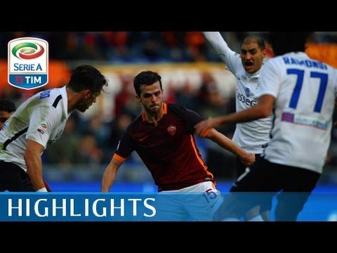 Download Roma - Atalanta 0-2 - Highlights - Matchday 14 - Serie A TIM 2015/16