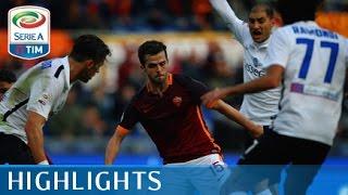 Roma - Atalanta 0-2 - Highlights - Giornata 14 - Serie A TIM 2015/16