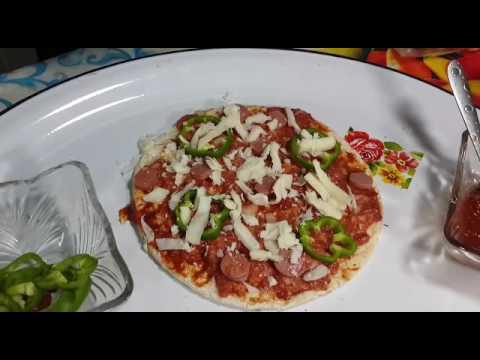 صورة  طريقة عمل البيتزا بيتزا بالعجينه الجاهزه طريقة عمل البيتزا بالفراخ من يوتيوب