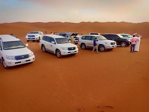 Desert Safari, Dubai Tour 2019//Experience with friends.