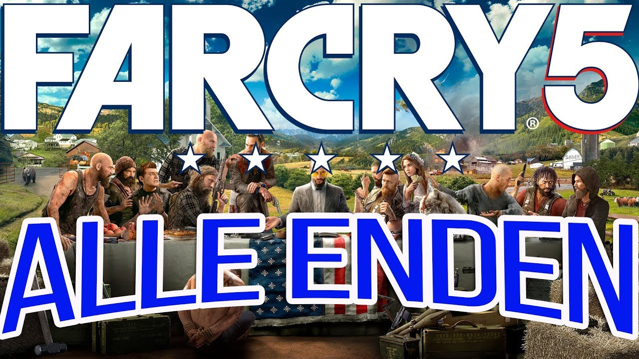 Far Cry 5 Wolfsköder Karte.Far Cry 5 Game Guides Goodygaming De