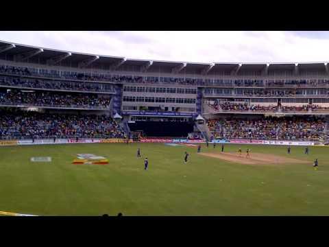 My First Cricket Match, Jamaica Tallawah vs Barbados Tridents