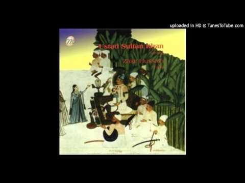Ustad Sultan Khan & Zakir Hussain- Rajasthani Folk Song: So Jaa Re