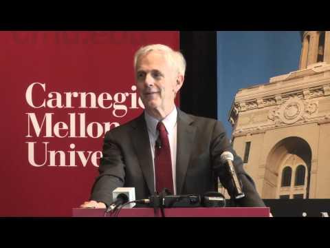 Secretary Bryson Visits Carnegie Mellon