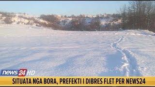 Prefekti i Dibrës, Shehu: Disa fshatra të Dibrës, ende të bllokuara