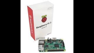Raspberry Pi 3 Test en Français
