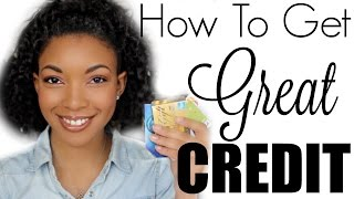 All about CREDIT! How to get GREAT Credit - Tips & Hacks | Brittany Daniel