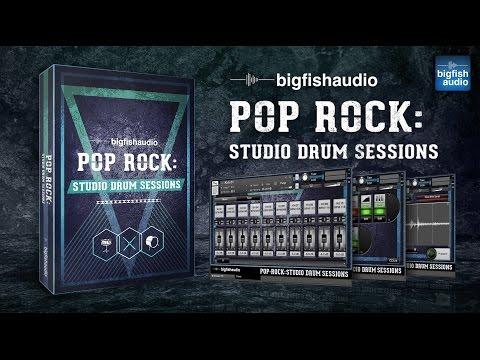 Pop Rock: Studio Drum Sessions Trailer