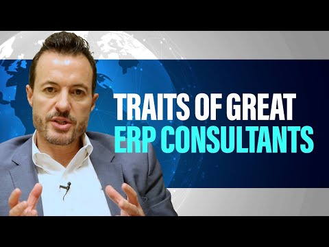 How to Become an ERP, HCM or CRM Consultant | Consulting Advice From An Industry Expert