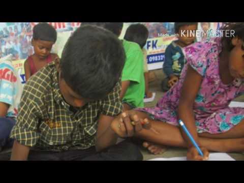 Peace India NGO ka anokha Slum Talent Hunt