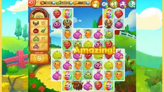Video Farm Heroes Saga Level 1563 NO companion download MP3, 3GP, MP4, WEBM, AVI, FLV September 2018