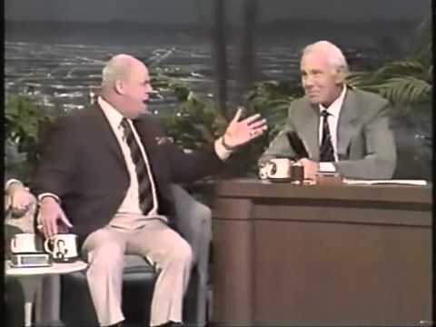 Don Rickles last interview with Johnny Carson in May 1992 - part 1