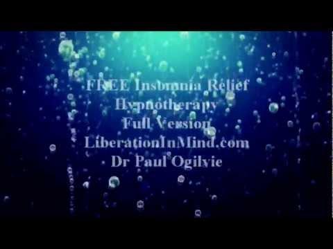 FREE Can't SleepInsomnia Relief Hypnosis