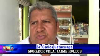 04  ABRIL EMBAULAMIENTO CANAL DE LA MUERTE CDLA  JAIME ROLDOS 2017 Video
