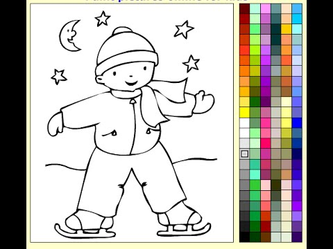 ice skating coloring pages for kids ice skating coloring pages