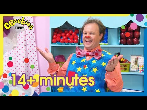 Mr Tumble At The Shops Compilation | +14 Minutes
