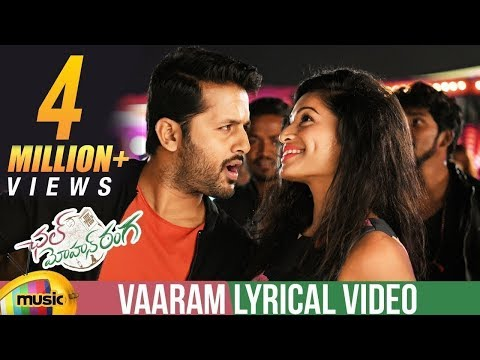 Vaaram Full Song Lyrical | Chal Mohan...