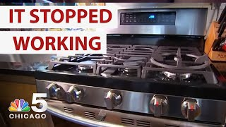 NBC 5 Responds: Appliances Consumer Complaints | NBC Chicago