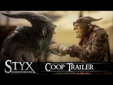 Styx: Shards of Darkness - Coop Trailer