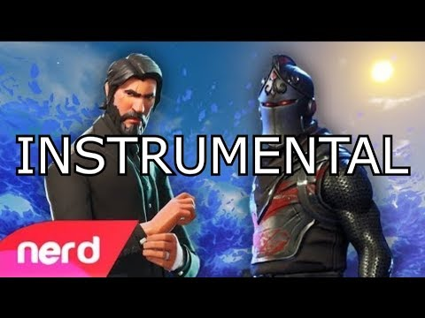 The Fortnite Rap Battle  [ INSTRUMENTAL ] + Lyrics [ KARAOKE ]