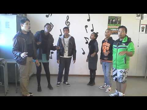 Belhar high School A capella groups - mash up