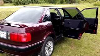 Audi 80 B4 Легенда ещё жива!