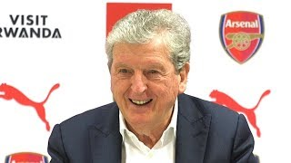 Arsenal 2-3 Crystal Palace - Roy Hodgson Full Post Match Press Conference - Premier League