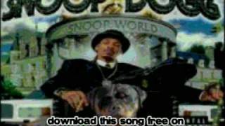 snoop dogg - See Ya When I Get There - Da Game Is To Be Sold