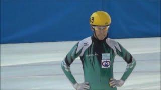 ぐんま冬国体2015 ST成年男子1000mA決勝