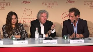 Movie about Rodin unveiled at Cannes Film Festival