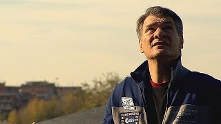 Voyaging back into space at 60  Paolo Nespoli   space