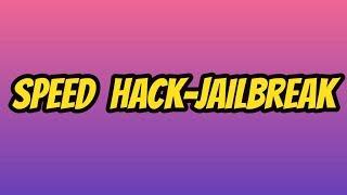 Vitesse Hack-Jailbreak (fr) Le Roblox bizarre