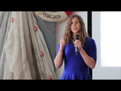 Community Building in Coworking Spaces | Stephanie Brisson | TEDxJacobsUniversity