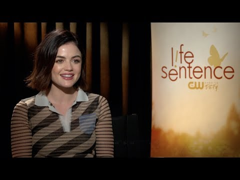 Lucy Hale Interview: LIFE SENTENCE