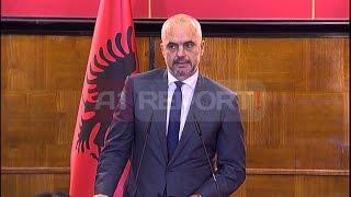 A1 Report - Rama: Vizita e Papës, sukses i madh për Shqipërinë, bota na pa ndryshe